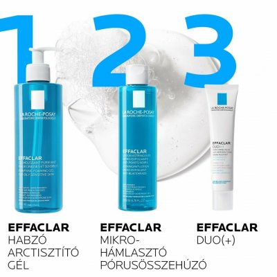 La Roche-Posay Effaclar DUO+ korrekciós bőrápoló